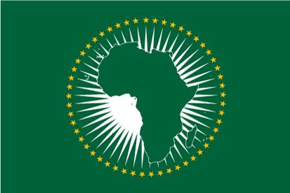 Bandera União Africana