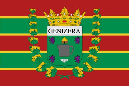 Bandera Genicera