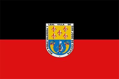 Bandera San José de Cúcuta