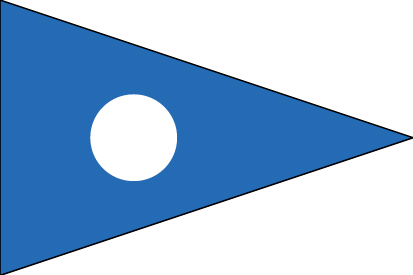 Bandera Nautical number 2 ISC