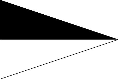 Bandera Número náutico 6 CIS