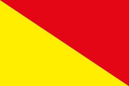 Bandera Abecedario Náutico CIS - O Oscar