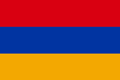 Bandera Armenia