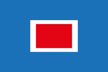 Bandera Abecedario Náutico CIS - W Whiskey