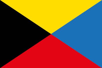 Bandera Abecedario Náutico CIS - Z Zulu