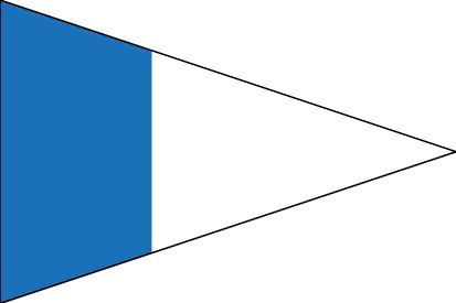 Bandera Abecedario Náutico CIS - RPT 2