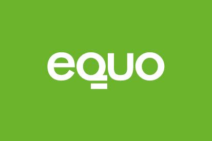 Bandera equo verde
