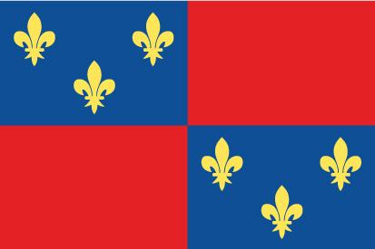 Bandera Albret