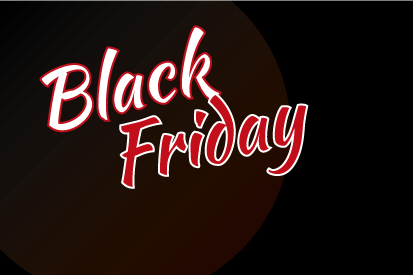 Black Friday 3 personalizada