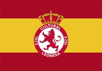 Bandera España Cultural Leonesa