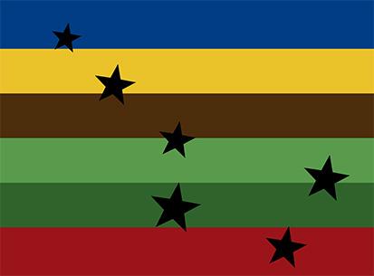 Bandera Orgullo Rural