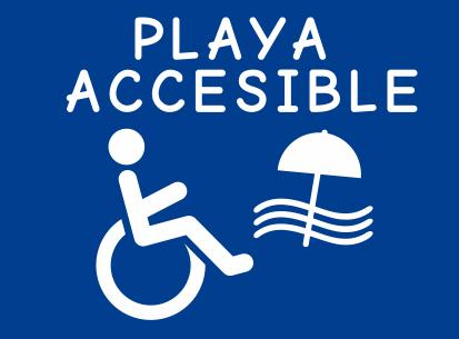 Bandera Handicapped beach