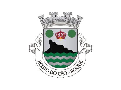 Bandera Rosto Do Cão Roque
