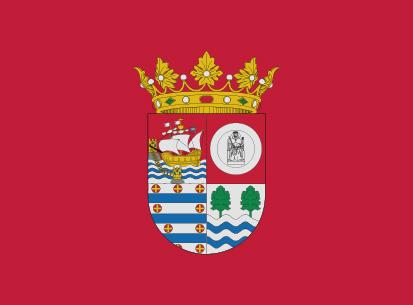 Bandera Illas rojo