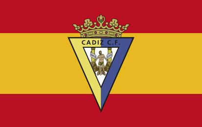 Bandera Cádiz España