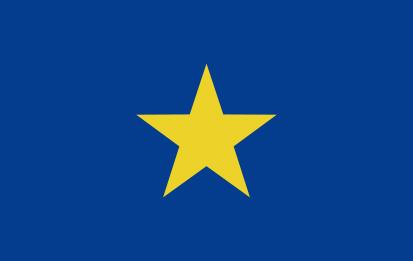Bandera Congo Belga