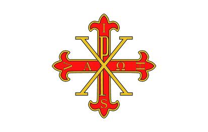 Bandera Ordem Constantiniana de São Jorge