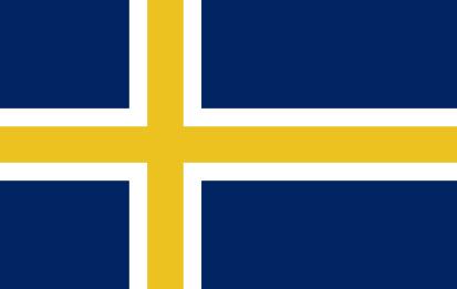 Bandera Roslagen