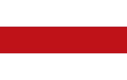 Bandera Consejo de la República Popular Bielorrusa en el Exilio
