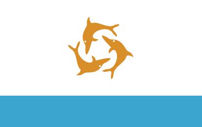 Bandera Anguilla 1967-1969