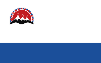 Bandeira Kamchatka Krai