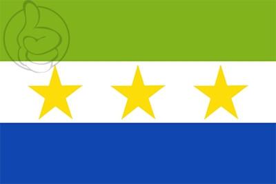 Bandera San Andrés de Cuerquía