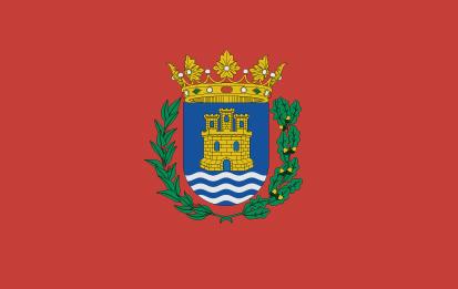 Bandera Alcalá de Henares Escudo de Armas