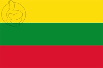 Bandera Argelia de María