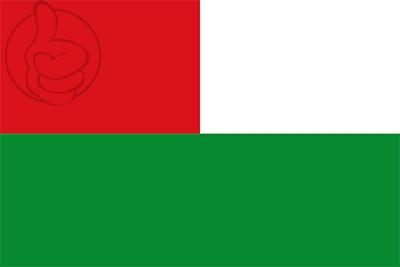 Bandera El Santuario