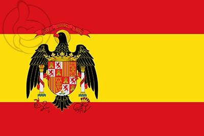 Drapeau España (1977- 1981)