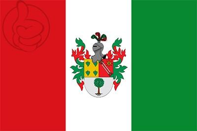 Bandera Ciudad Bolívar