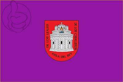 Drapeau Ávila