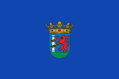 Drapeau Province de Badajoz