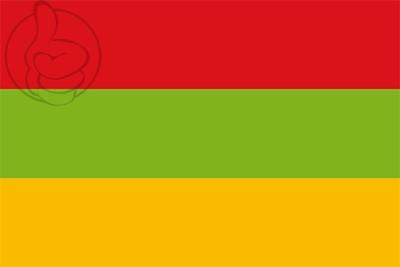 Bandera Toca