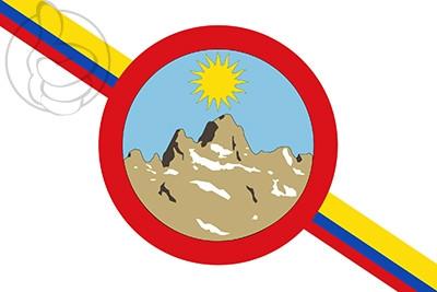 Bandera El Cocuy