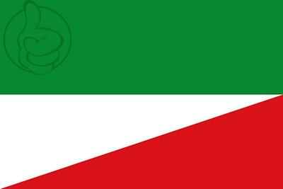 Bandera San Luis de Gaceno
