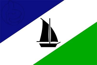 Bandera Puerto Montt