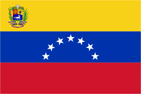 Bandera Venezuela 7 estrellas