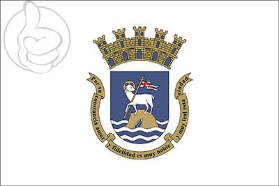 Bandera San Juan de Puerto Rico