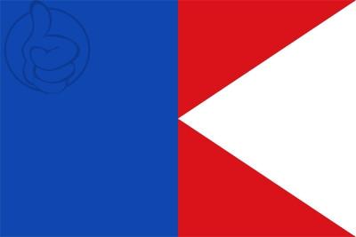 Bandera Marítima de Melilla