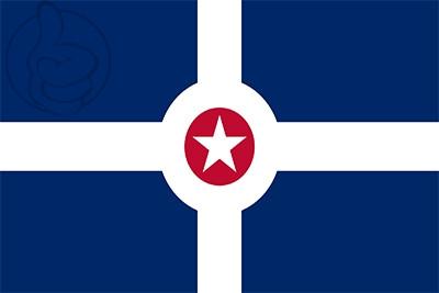 Bandera Indianápolis