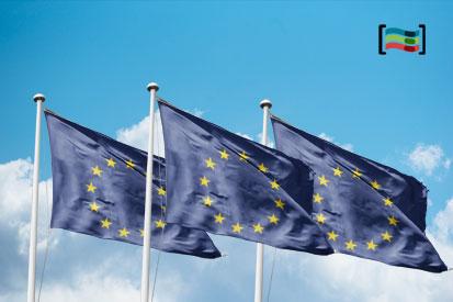 Bandera Pack 3 banderas de Unión Europea