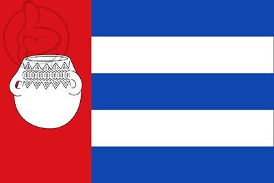 Bandera Cacín