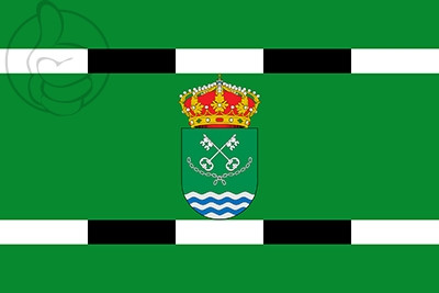 Bandera Huelaga