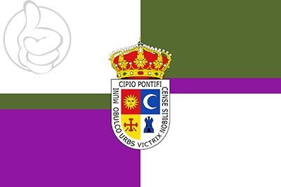 Bandera Porcuna