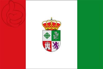 Bandera Valverde del Fresno