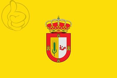 Bandera Aldeacentenera
