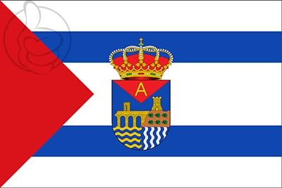 Bandera Garrovillas de Alconétar