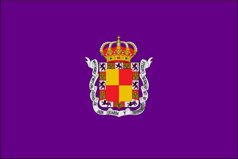 Bandera Jaén