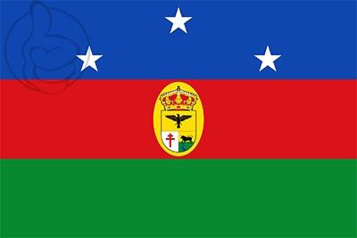 Bandera Pozo Alcón
